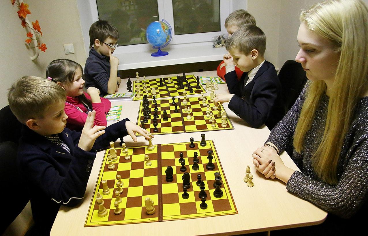 Студия Шахматы